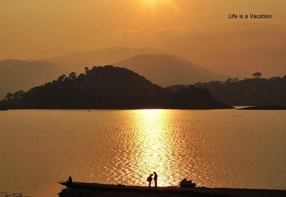 Shillong Trip - Umiam Lake