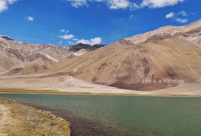 Chandratal Lake in a Day- Chandratal
