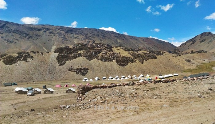 Chandratal Lake in a Day- Chandratal Camping
