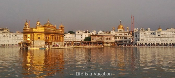 Golden Temple in Amritsar ~ Abode of Peace and Calm