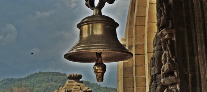 Temples in Kangra ~ Bells echo in the Hills