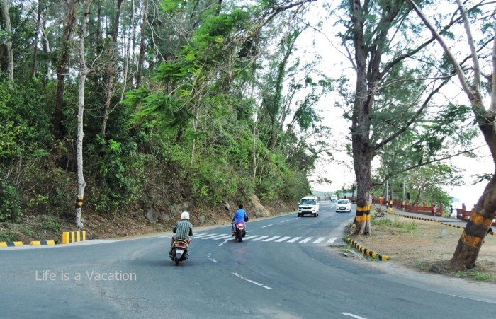 Port Blair Sightseeing - Fore Shore Road