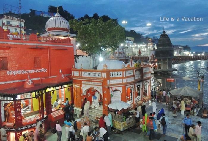 Haridwar Trip-Ganga Temple