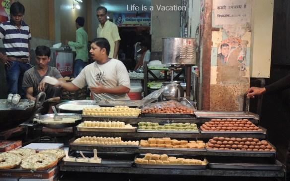 Haridwar Trip - Sweets
