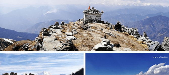 Deoriatal and Chopta Chandrashila Trek