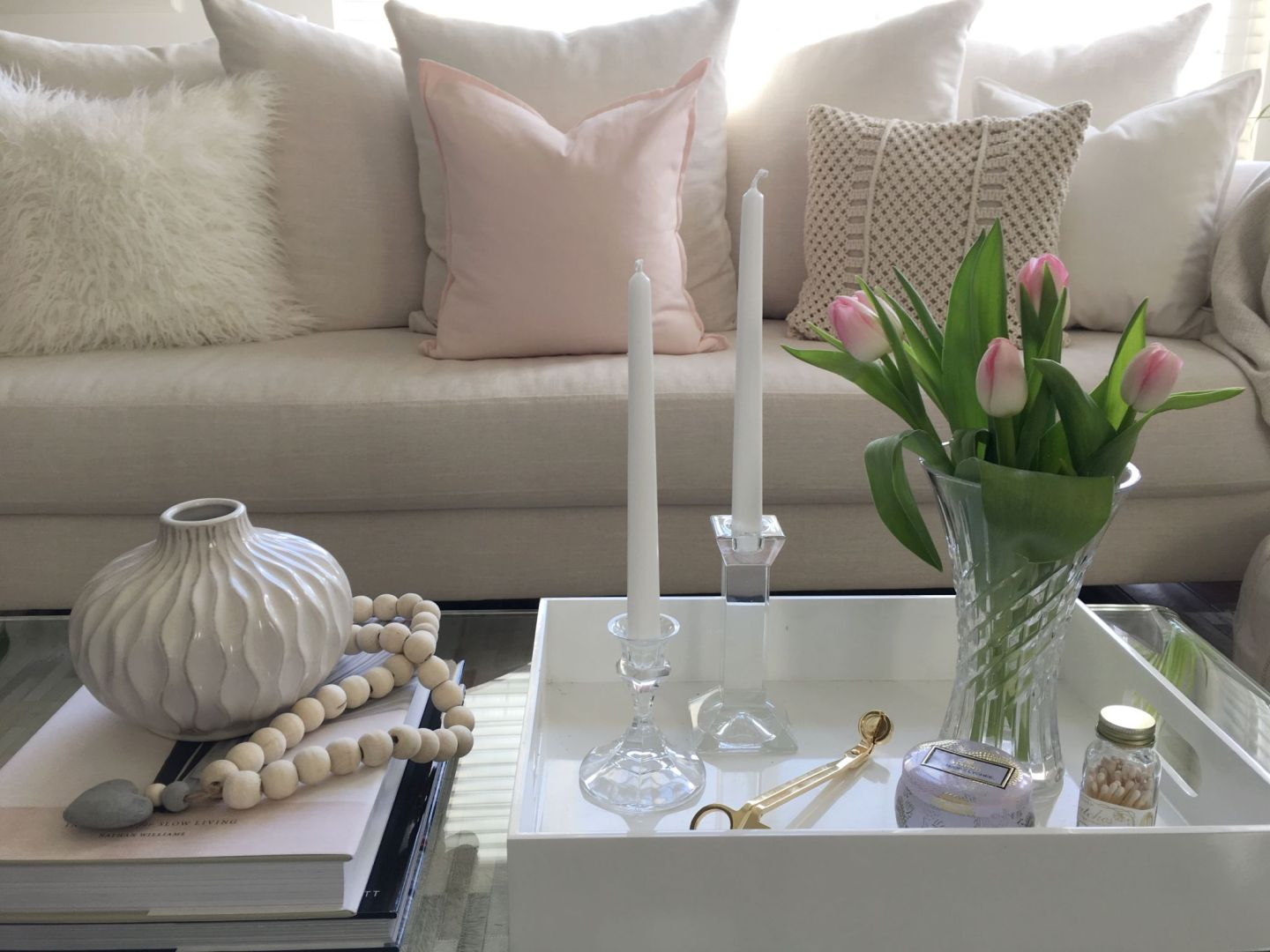 Styling With Tulips