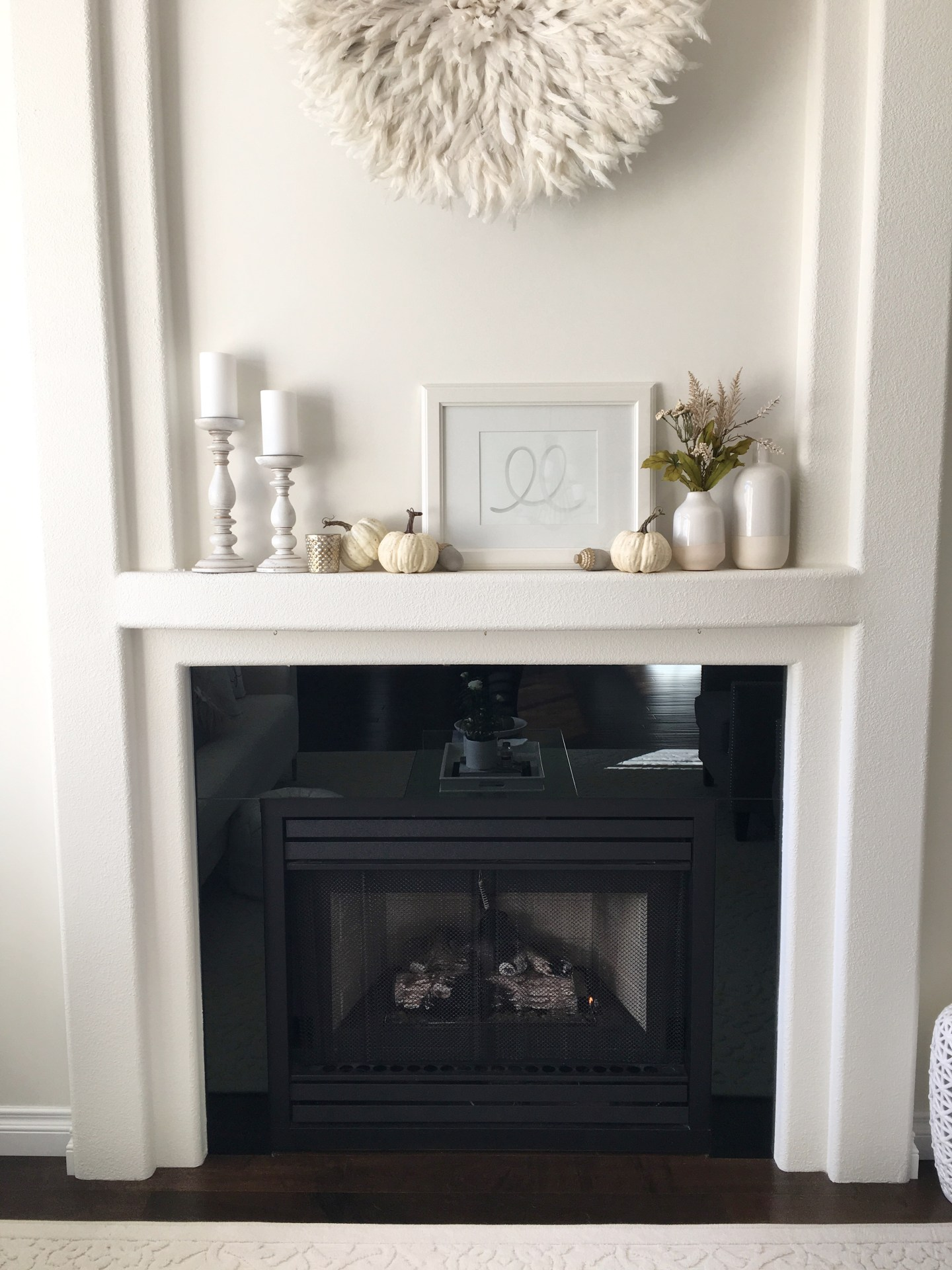 Smart Tiles Diy Fireplace Makeover Life Is Better At Home
