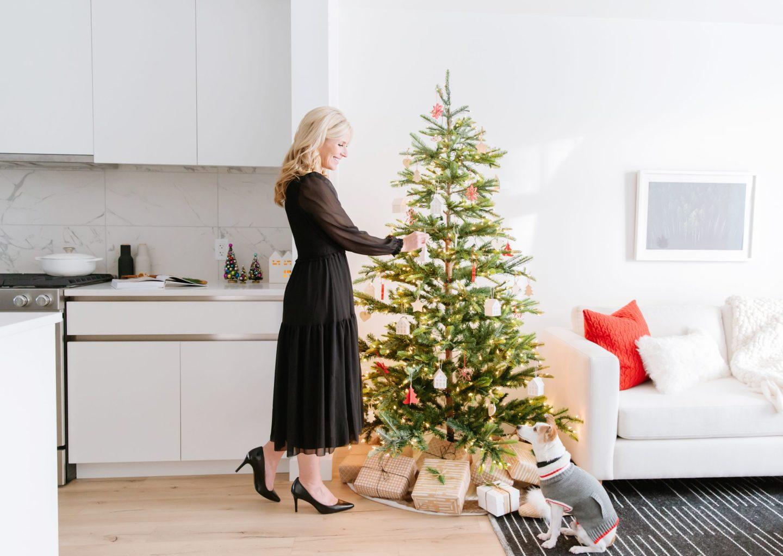 A Scandinavian Christmas at Aalto Townhomes