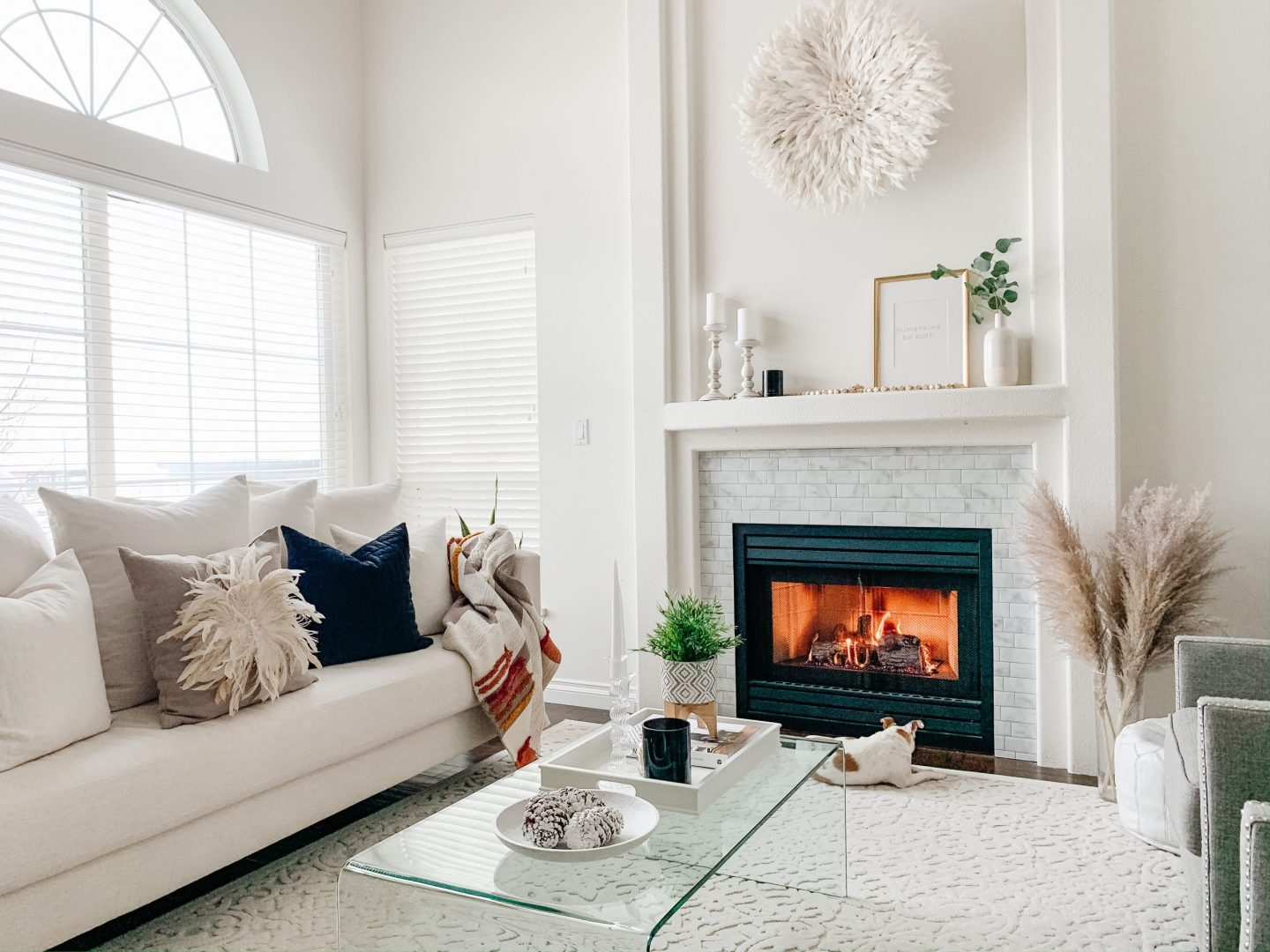 Creating a Cozy Winter Home