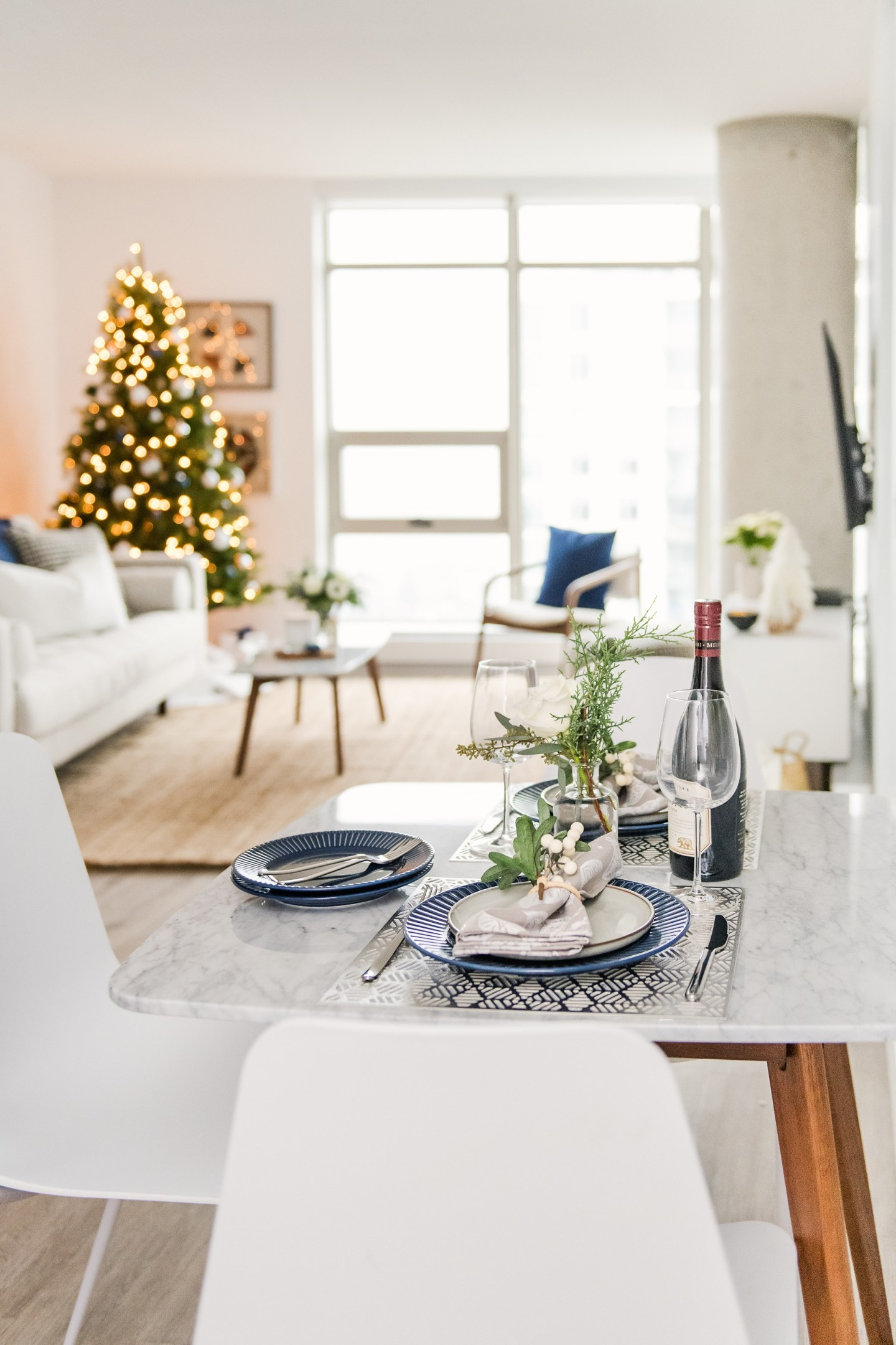 The Holidays Sparkle at Hollyburn Properties
