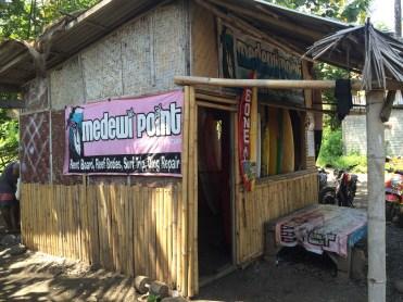Medewi Point Surfboard Rental