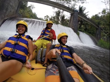 Alam Rafting Bali