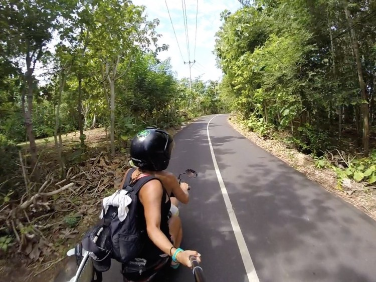 Padang Padang Scooter