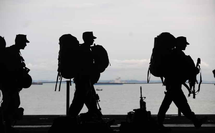 3 Keys Every Soldier Should Use Packing for the Field.