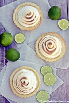 Key Lime Tartelettes