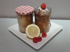 Zitronen-Himbeer-Kuchen von Christine F.
