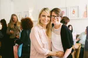 Mit meiner liebsten Juliane vom Blog Schöner Tag noch!