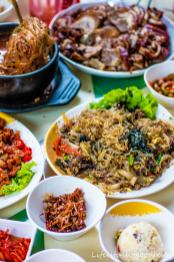 Essen beim Koreaner