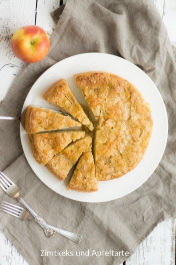 """Gastbeitrag: Bretonischer Apfelkuchen von """"Zimtkeks und Apfeltarte"""""""