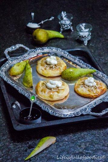 Birnen-Pudding-Taler