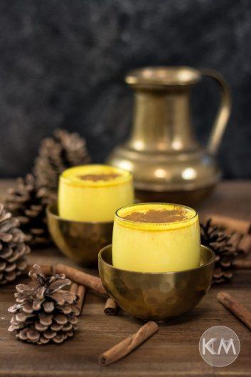 Goldene Milch von KAMA