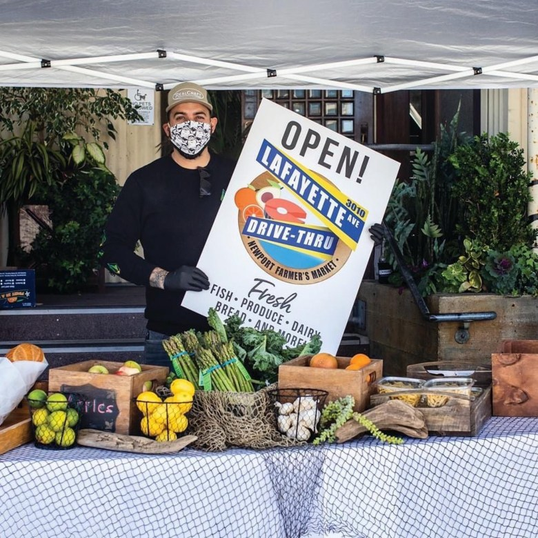 Orange County Restaurants are the New Grocery Stores & Farmers Markets