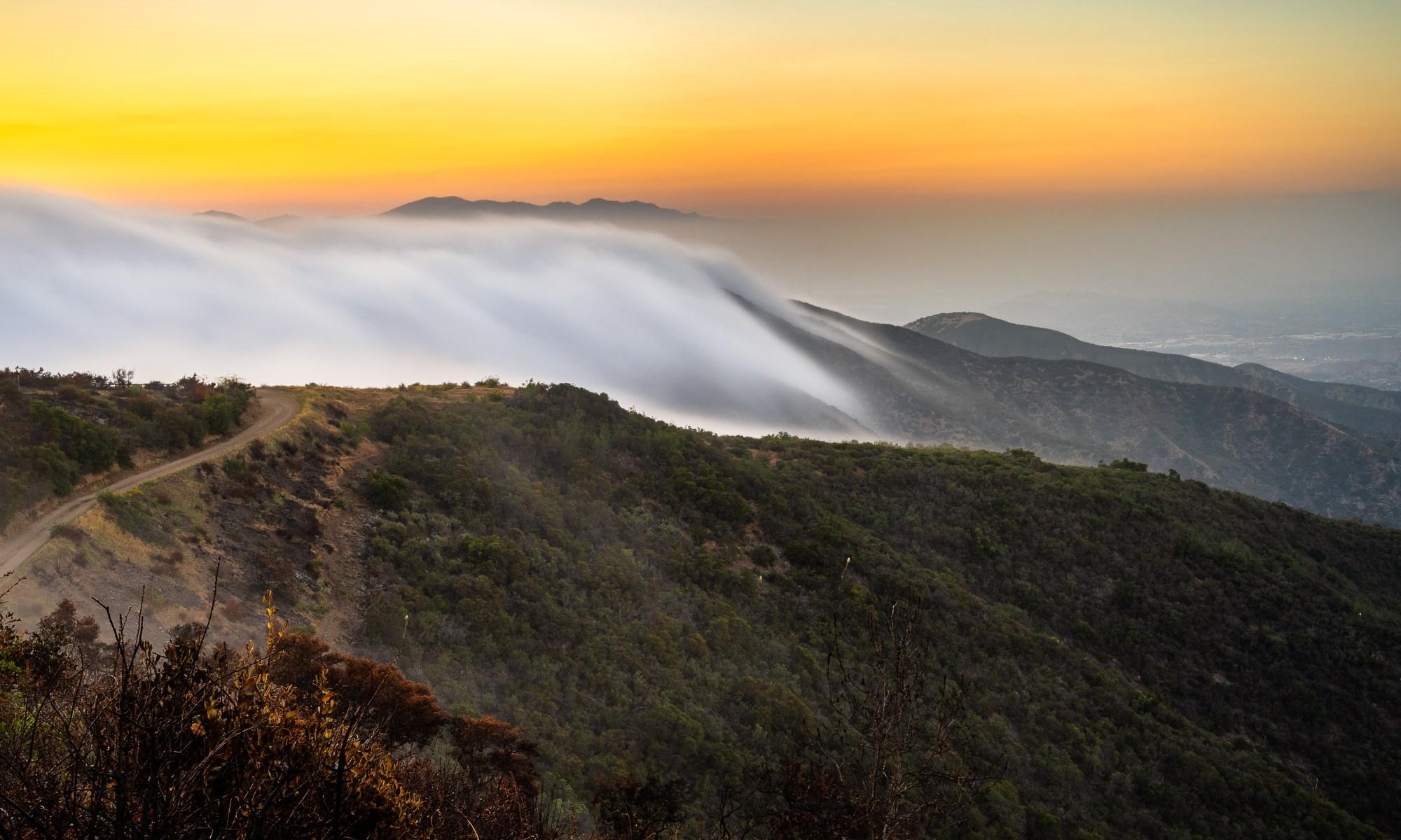 Aliso Peak Trail