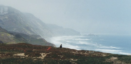 Pacific Ocean California
