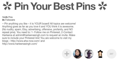 how to gain more followers on pinterest and more views on your blog join group boards