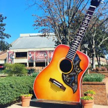 the Opry from the outside