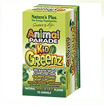 FREE Animal Parade KidGreenz Childrens Chewables