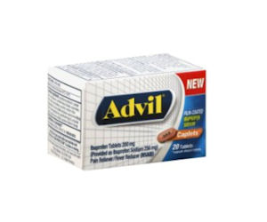 FREE Fast Acting Advil Sample