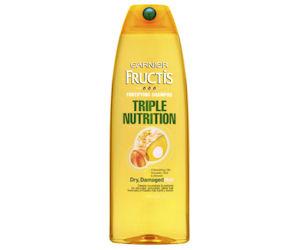 Free Sample of Garnier Triple Nutrition Haircare