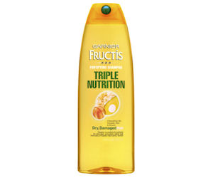 Free Sample of Garnier Triple Nutrition Haircare