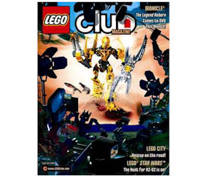 FREE 2 year Subscription to LEGO Club or LEGO Club Jr. Magazine!