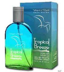 Tropical Breeze Perfume