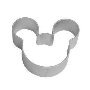 Mickey Mouse Cookie Cutter ONLY $0.60 SHIPPED