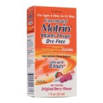 Huge Recall on Infant Motrin