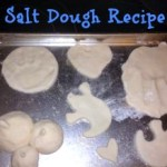 Salt Dough Recipe DIY