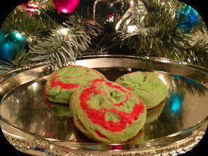 Grinch Sugar Cookie Recipe