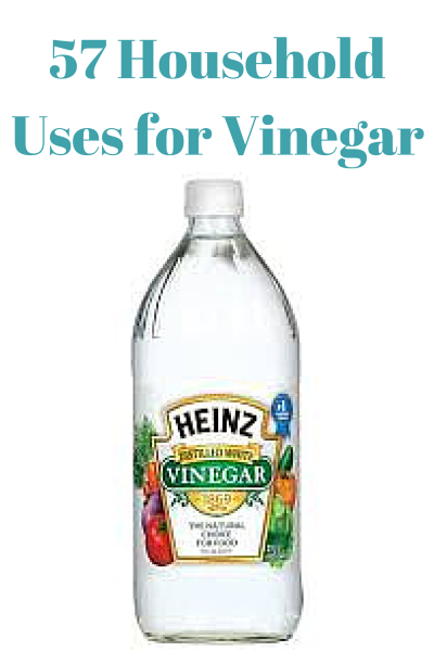 57 Household Uses for Vinegar