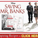Walt's Family Chili Recipe from Saving Mr. Banks!