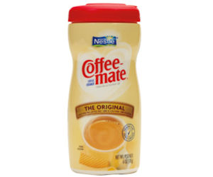 FREE 6oz Coffee-Mate Powdered Creamer