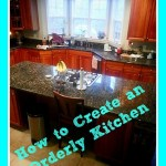 How to Create an Orderly Kitchen