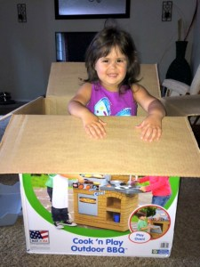 Review: Little Tikes Cook 'n Play Outdoor BBQ