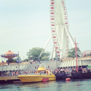 Get Your Thrills on The Seadog in Chicago