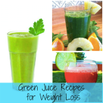 Green Juice Recipes for Weight Loss