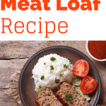 In a Snap Meat Loaf Recipe