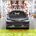 "2015 Chrysler 200 ""Beneath the surface"""