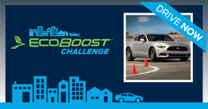 FORD ECOBOOST CHALLENGE Returns in March for 17 – City Test Drive Tour